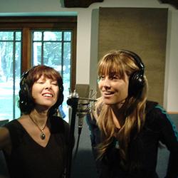 Julie Last and Kirsti Gholson