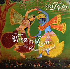 SRI Kirtan Time in Love