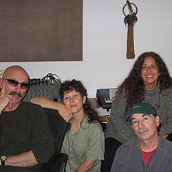 Tony Levin, Julie Last, Wendy Waldman. Artie Traum, Gary Burke